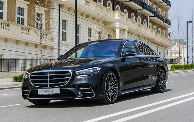 Azərbaycanda Mercedes-Benz-dən eksklüziv qiymətlər