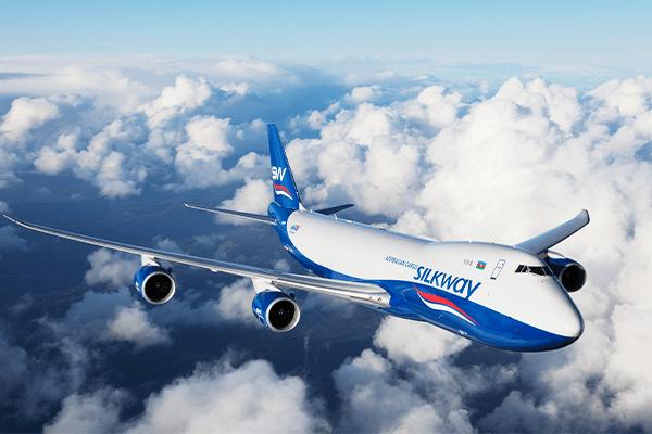 """Silk Way West Airlines """"2020-ci ilin yükdaşıma aviaşirkəti"""" seçilib"""