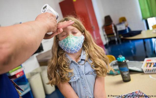 Gürcüstanda koronavirusa yoluxan uşaqların sayı açıqlandı