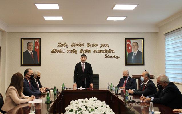 Yasamal Ağsaqqallar şurasının növbəti hesabat-seçki konfransı keçirildi