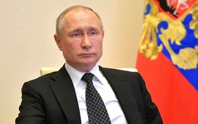 Putin bu tarixləri qeyri-iş günü elan etdi