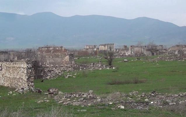 Ağdamın Şıxbabalı kəndi - Video