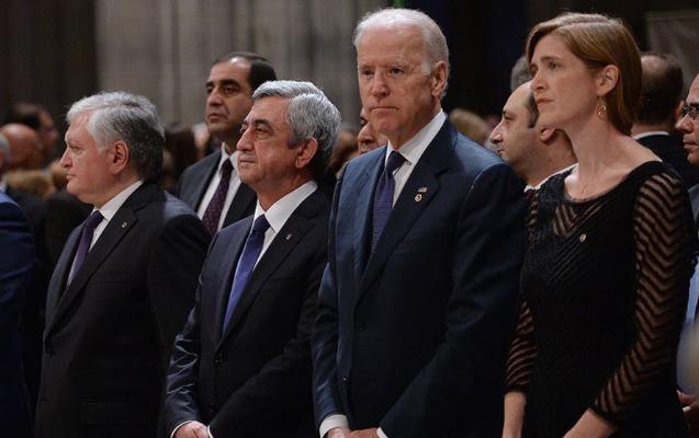 Baydenin namizədindən ermənilərə dəstək - Azərbaycan USAID-ə necə inansın?