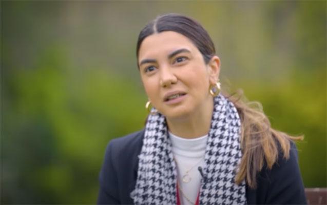 Fulya Öztürk Azərbaycanda çəkiliş apardığı 34 gün haqda - Video