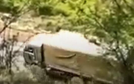 Erməni hərbçiləri Xankəndini tərk edir - Video