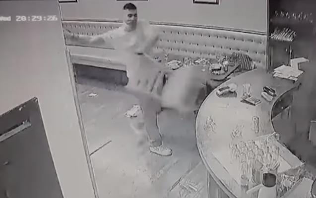 ABŞ-da türk restoranına hücum edən ermənilər 15 il həbs oluna bilər