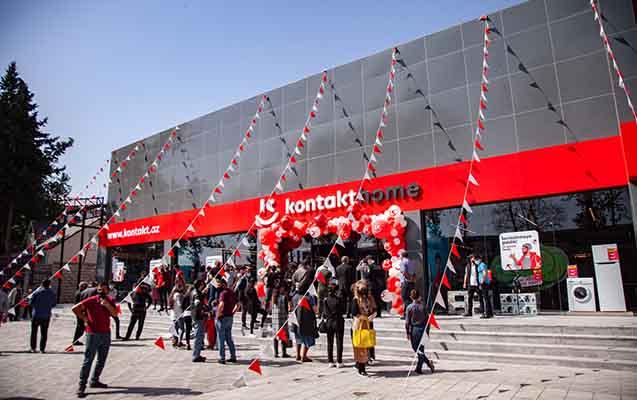 Göyçayın ən böyük elektronika və mebel mağazası açıldı