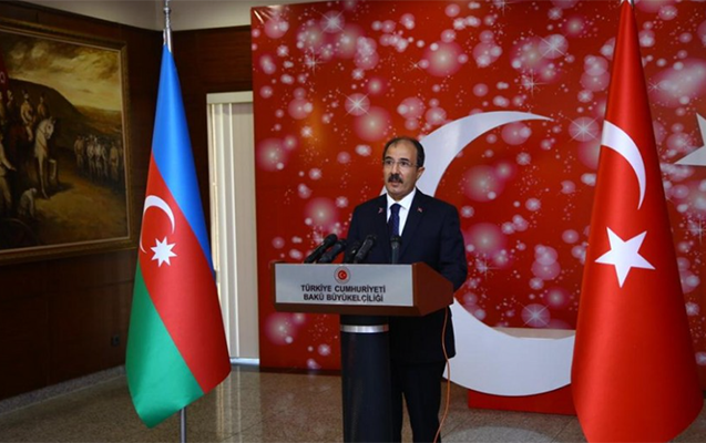 """""""Türkiyə və Azərbaycan güclərini birləşdirib"""""""