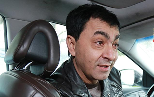 """""""Aslan Hüseynov maşında tək olub"""""""