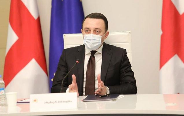 Gürcüstanın Baş naziri Azərbaycana gələcək