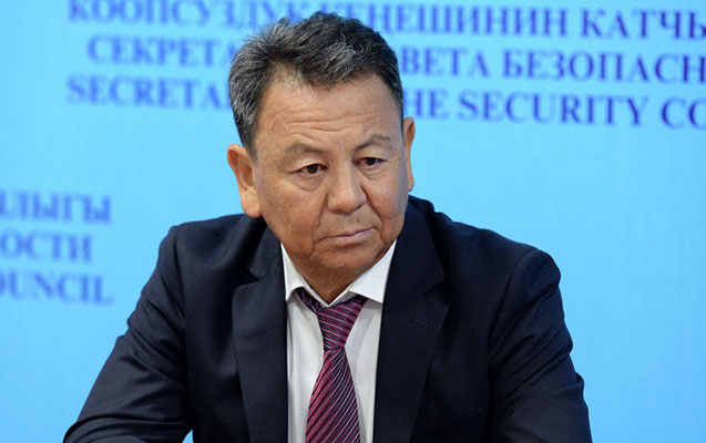 Tacikistanla sərhəddə baş verənlərdən sonra istefaya göndərildi