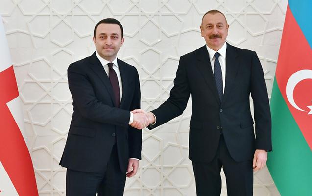 İlham Əliyev Gürcüstanın Baş naziri ilə nə danışdı?