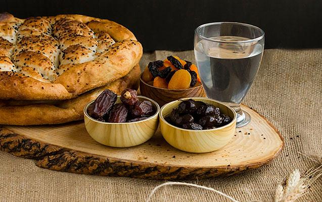 Ramazanın 23-cü gününün duası - İmsak və iftar vaxtı