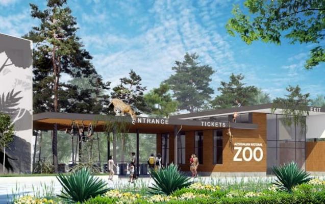 Bakı Zooparkının açılmağına az qalıb