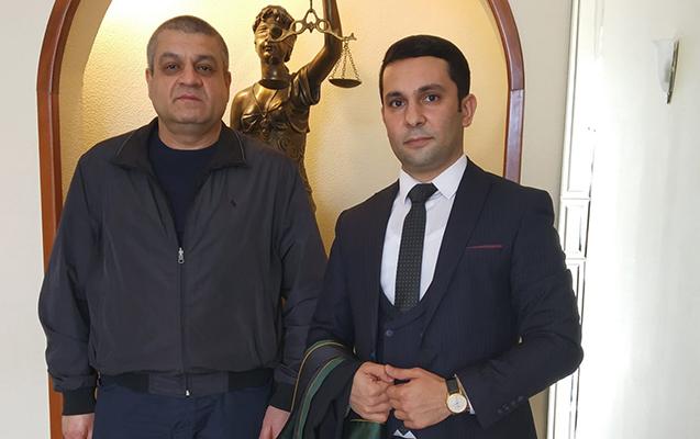 Həbsdəki polkovnik məhkəmə zalından azadlığa buraxıldı