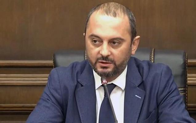 Erməni deputatdan Qarabağla bağlı çağırış