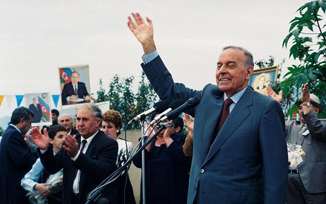 Bu gün Azərbaycanın Ümummilli lideri Heydər Əliyevin anadan olmasının 98-ci ildönümüdür.