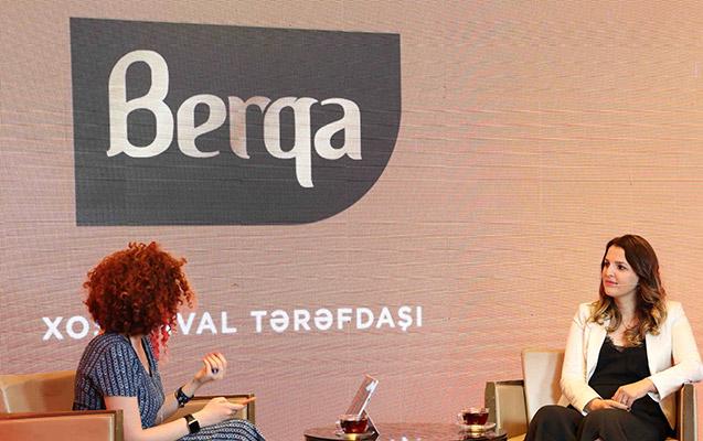 """""""Berqa"""" markasının dəstəyi ilə Onlayn Qadın Festivalı keçirildi"""