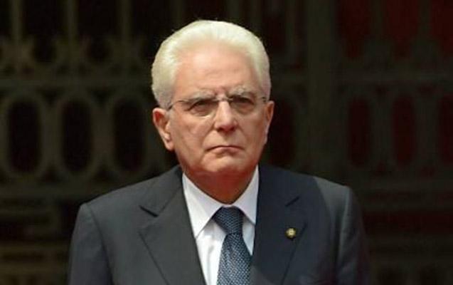 İtaliya Prezidentini təhdid edən 11 nəfər haqda istintaq başlandı