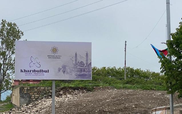 """Bu gündən Şuşada """"Xarıbülbül"""" festivalı başlayır"""
