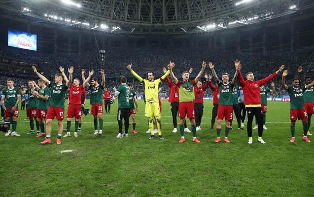 Rusiya kubokunun qalibi müəyyənləşdi