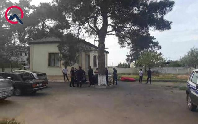 Biləsuvarda 24 yaşlı qadın intihar etdi