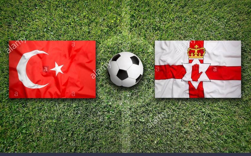 Türkiyə yığmasının oyunu ləğv edildi