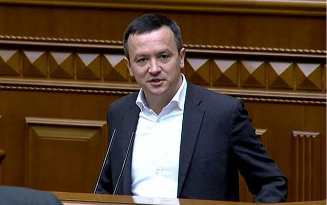 Ukraynalı nazir istefaya göndərildi