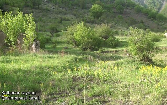 <span>Kəlbəcər rayonunun Qasımbinəsi kəndindən videogörüntülər</span><span xss=removed> </span>