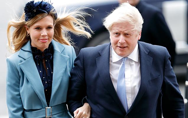 Boris Conson gizli şəkildə evləndi