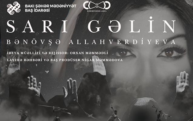 """""""Sarı gəlin""""ə yeni nəfəs - Video"""