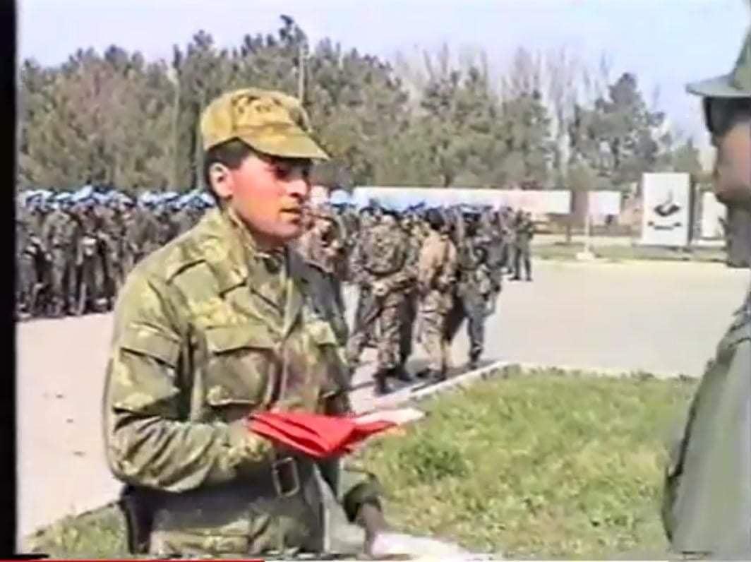 Hikmət Mirzəyev 28 il öncə
