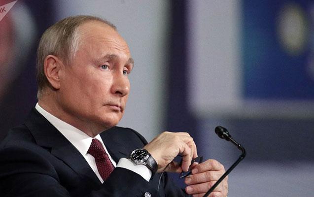 Baydenlə görüşdən sonra Putindən ilk - Açıqlama