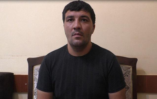 Şəki bazarında narkotik satan şəxs saxlanıldı