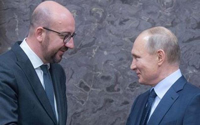 Putin və Şarl Mişel Qarabağdakı vəziyyəti müzakirə etdilər