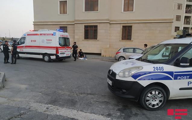 Jurnalistlər binasından yıxılıb ölən uşağın kimliyi bilindi  - Fotolar+Yenilənib
