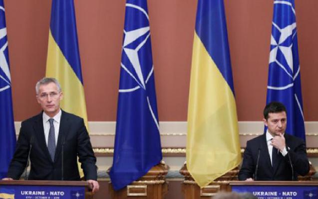 NATO-dan Ukraynaya dəstək