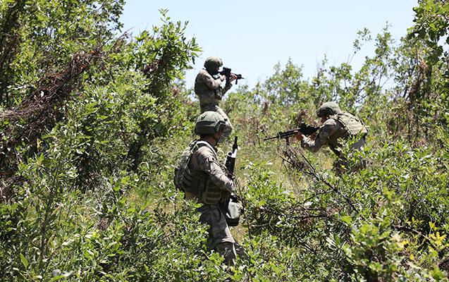 Daha 3 PKK terrorçusu zərərsizləşdirildi