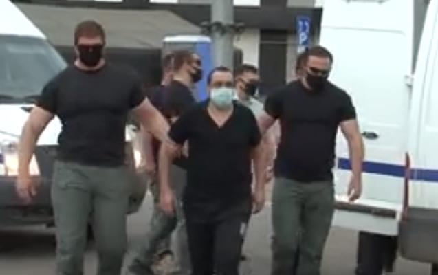 Azərbaycan 15 ermənini belə təhvil verib - Video