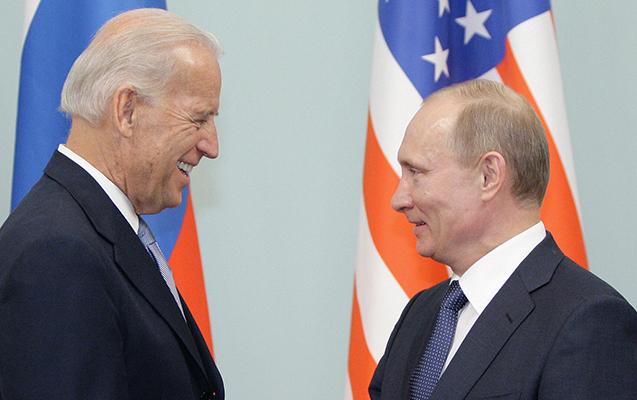 Baydenlə Putin bu gün görüşəcək