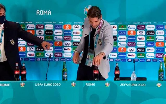 Locatelli Ronaldonun hərəkətini təkrarladı