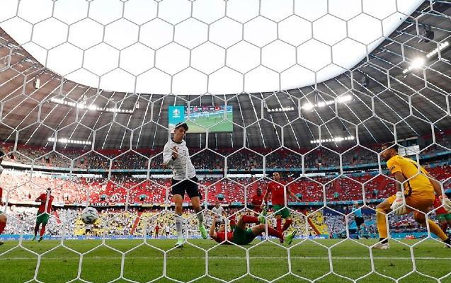 Portuqaliya - Almaniya oyununda 6 qol