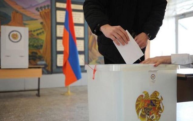 Ermənistanda parlament seçkiləri keçirilir