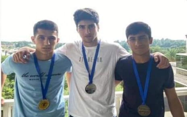 Cüdoçularımız beynəlxalq turnirdə 3 medal qazandı