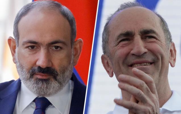 Səsvermədə Paşinyanın partiyası liderlik edir - Ermənistan MSK