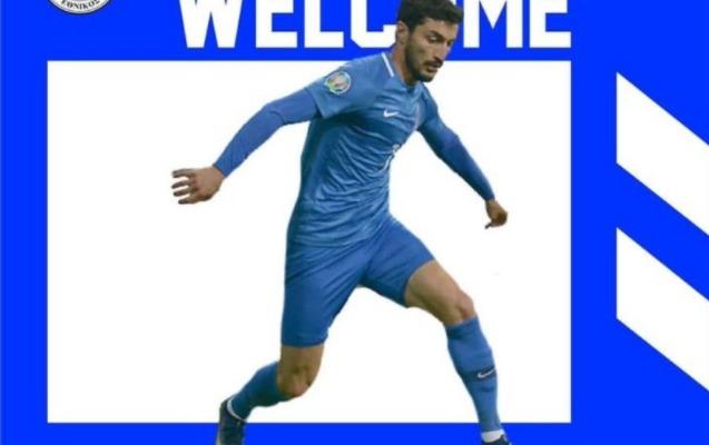 Araz Abdullayev Kipr klubunda