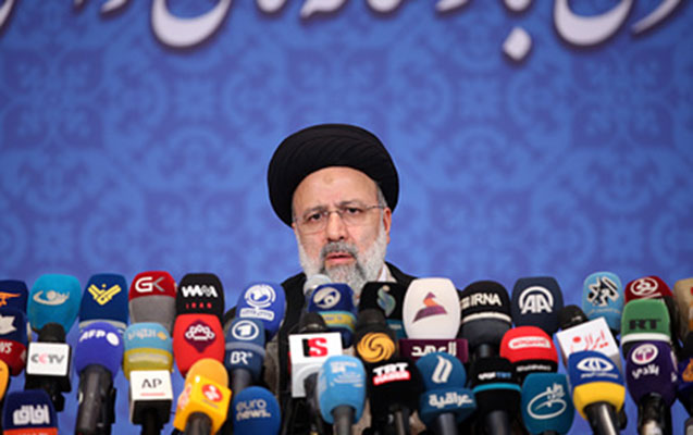 İranın yeni prezidenti Baydenlə görüşdən imtina etdi