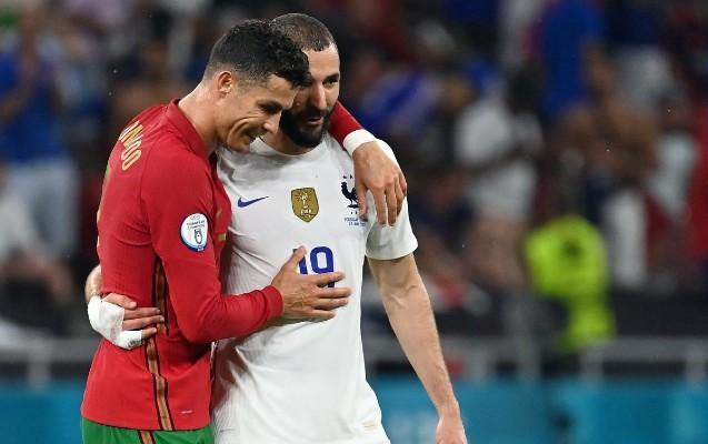 Ronaldo və Benzemanın dubl etdiyi oyundan