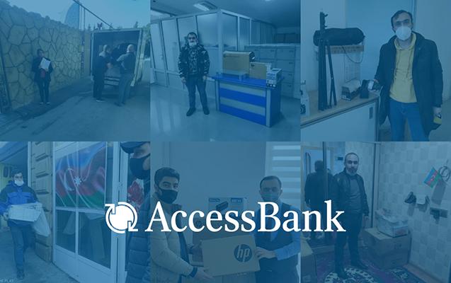 """""""AccessBank"""" 18 sahibkara dəstək olub"""