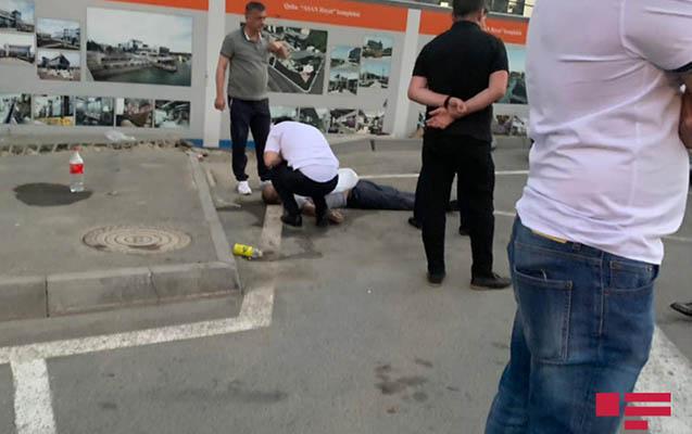 Bakıda federasiyanın sürücüsü küçədə döyülərək öldürüldü